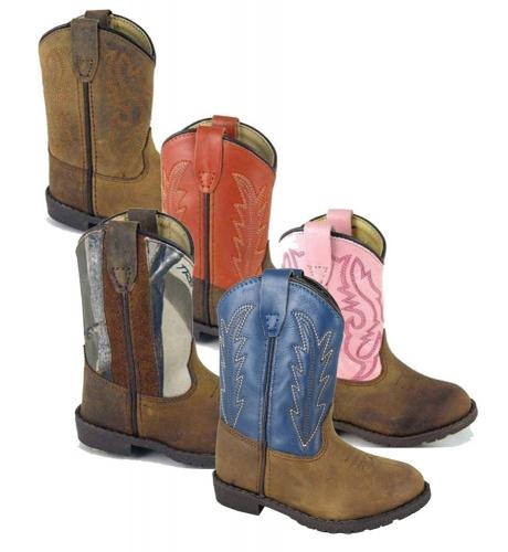 Smoky Mountain Toddler Hopalong Cowboy Boots, Cowboy Boots, Cow ...