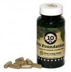 #10C K9 FOUNDATION CAPS 90'S