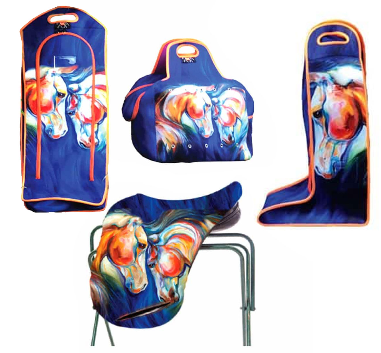 ART of RIDING Carry Bags