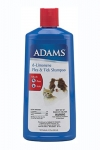 Adams D-Limonene Flea and Tick Shampoo 12 oz