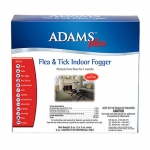 Adams Plus Flea & Tick Indoor Fogger 3 Pack