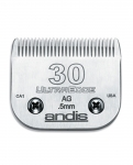 Andis UltraEdge #30 Chrome Finish Replacement Blade