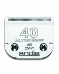 Andis UltraEdge Stainless Steel #40 Blade