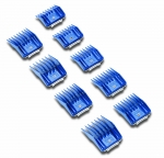 Andis Universal Clipper Comb Set - 9pc