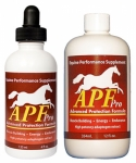APF PRO EQUINE BROWN 120ML
