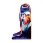 ART of RIDING Boot Bags - Twin Horses Design