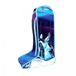 ART of RIDING Boot Bags - Rear View Horse Design