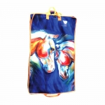 ART of RIDING Garment Bag - Twin Horses Design