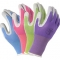 Atlas 370 Gloves - 4 Pack - Assorted Colors