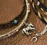 Authentic Horse Hair Choker