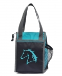AWST Printed Horsehead Insulated Lunch Tote