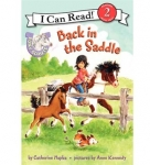 Back in the Saddle Pony Scout Series Book by Catherine Hapka