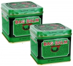 Bag-Balm, Vermonts Original Moisturizing & Softening Ointment - 10 Oz (2 pack)