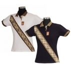 Baker Ladies Classic Short Sleeve Polo Shirt