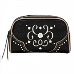Bandana Savannah Accessory Case - Black