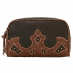 Bandana Sugarland Accessory Case - Brown