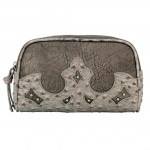 Bandana Sugarland Accessory Case - Silver