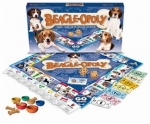 Beagle-Opoly by Late for the Sky