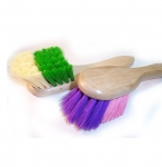 Beastie Bucket Brush or Hoof Brush