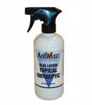 Blue Lotion Topical Antiseptic Spray - Pint
