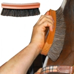 Body Brush Horse Hair