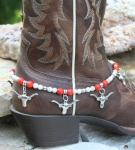 Boot Candy Long Horns Boot Accessories