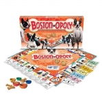 Boston Terrier-Opoly by Late For the Sky