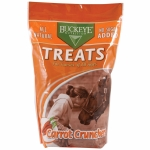 Buckeye Carrot Crunchers All Natural Treats 4lbs