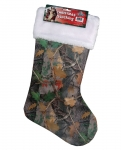 Camo Christmas Stocking 20""