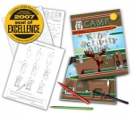 Camp Activity & Coloring Book