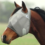 Cashel Crusader Cool Fly Mask Standard NO Ears