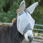 Cashel Crusader Cool Fly Mask Standard MULE Ears
