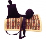 Cashel Daddle Saddle - Child Saddle for Daddy - Daddle Toy Saddle