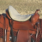 Cashel Western Luxury Fleece Tush Cushion