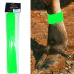 Cattle Leg Bands - Neon Green