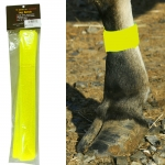 Cattle Leg Bands - Neon Yellow