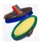 Champion Horse Grooming Sponge Body Brush with Strap