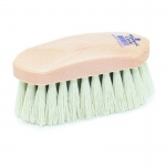 Champion Ivory Poly Dandy Horse Grooming Brush - Plastic Back