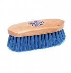 Champion Slate Poly Stiff Dandy Horse Grooming Brush