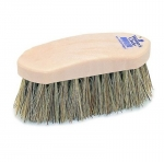 Champion Union Fiber Horse Grooming Brush - Plastic Back