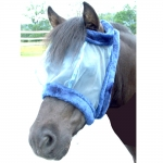Charlie Bug-Off Shield Fly Mask no Ears Large Horse