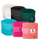 Classic Equine POLO Wraps with Wash Bags - Set of Four - Solid