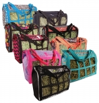 Classic Equine Top Load Hay Bag - Designer Prints