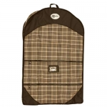 Classic Plaid Garment Bag