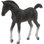 CollectA Model Horse - Black Tennessee Walking Horse Foal