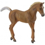 CollectA Model Horse - Chestnut Tennessee Walking Horse Foal