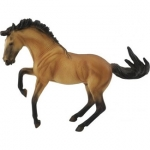 CollectA Model Horse - Lusitano Stallion Buckskin