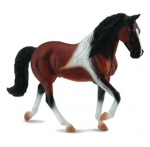 CollectA Model Horse - Pinto Tennessee Walking Horse