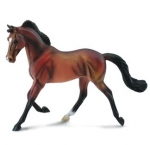 CollectA Model Horse - Thoroughbred Mare Bay