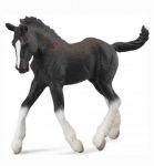 CollectA Shire Horse Foal - Black